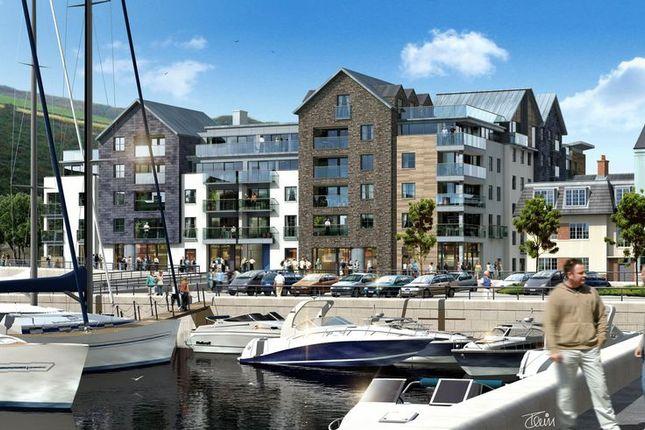 Thumbnail Property for sale in 2 Quay West, Bridge Road, Douglas