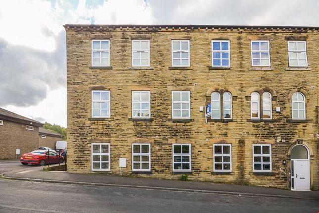 Thumbnail Town house for sale in 55 Brunswick Place, Heckmondwike