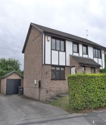 Thumbnail Semi-detached house to rent in Arthurs Avenue, Harrogate
