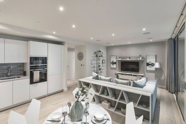 Kitchen/Living of 58 Grange Road, Bermondsey SE1