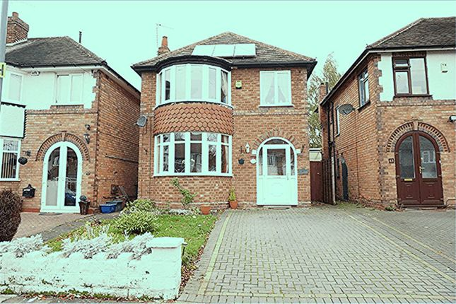 3 bed detached house for sale in Sheldonfield Road, Birmingham