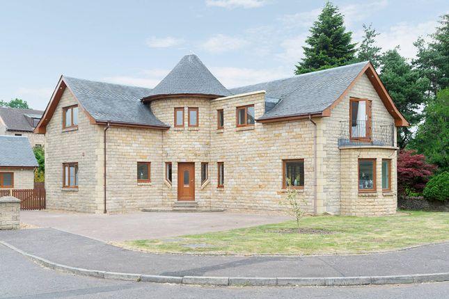 5 bed detached house for sale in Lyoncross Dennyloanhead, Bonnybridge FK4