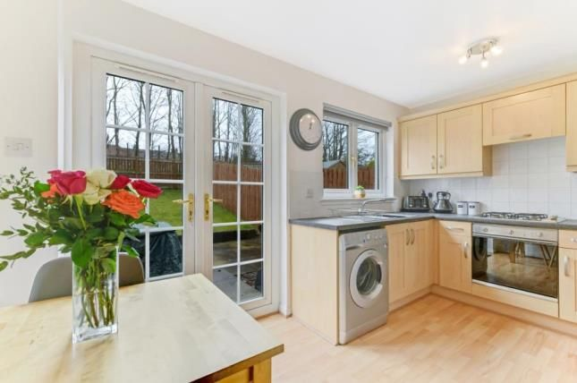 Dining Kitchen of Rosin Court, Kirkcaldy, Fife KY1