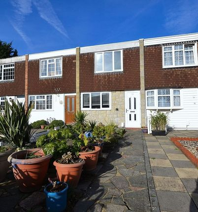 Thumbnail Terraced house to rent in Breckonmead, Bromley