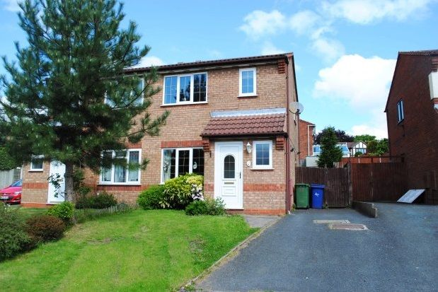 Thumbnail Property to rent in Beech Pine Close, Hednesford, Cannock