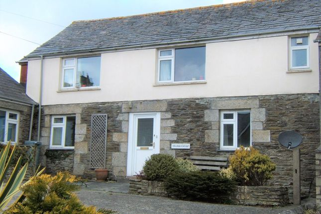 Thumbnail Terraced house to rent in Meadow Cottage, Sclerder Lane, Talland