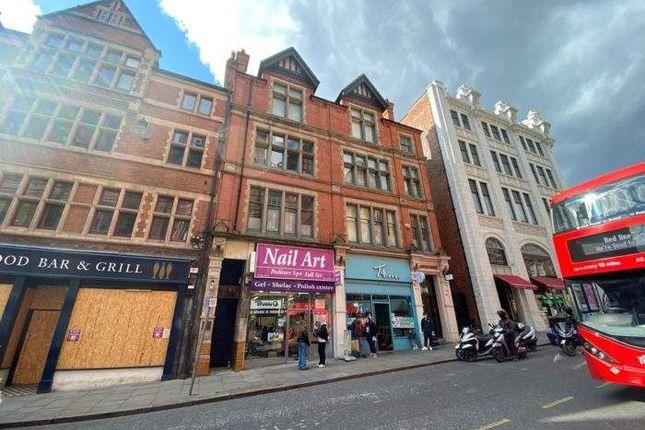 Office to let in Grosvenor Chambers, 23 King Street, Nottingham