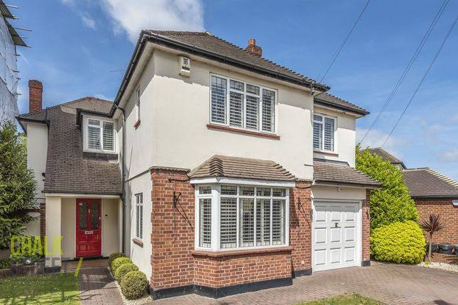 Detached house for sale in Links Avenue, Gidea Park