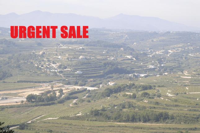 Land for sale in 03726 El Poble Nou De Benitatxell, Alicante, Spain