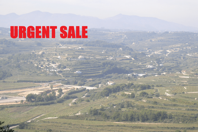 Land for sale in Benitachell, Alicante, Spain