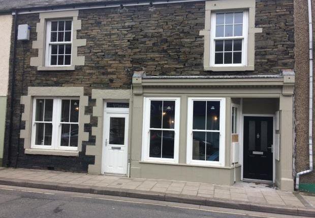 Thumbnail Flat to rent in Wellington Street, Millom