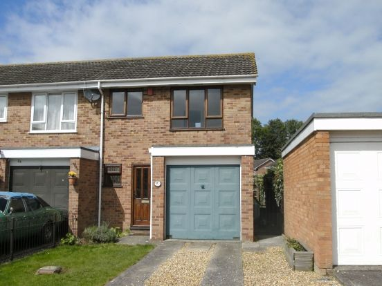 Thumbnail End terrace house to rent in Blenheim Road, Bridgwater