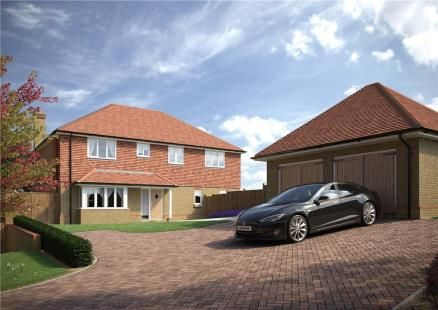 Thumbnail Property for sale in West Hill, Oxted