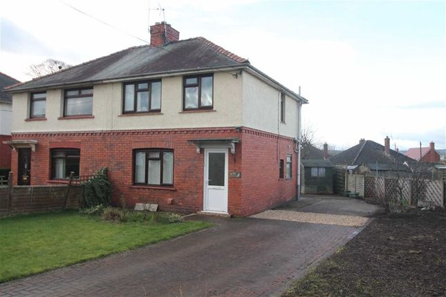 Thumbnail Semi-detached house to rent in New Ifton, St. Martins, Oswestry