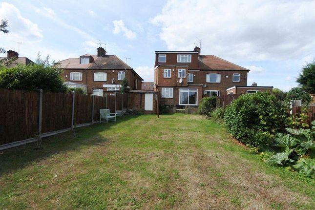 Thumbnail Semi-detached house to rent in Cissbury Ring South, Woodside Park, London