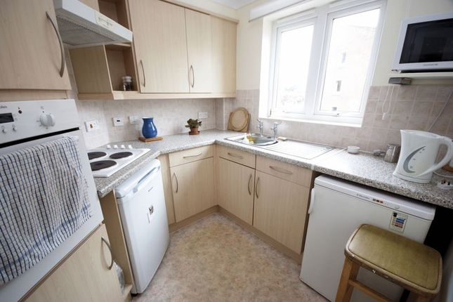 Kitchen of Robinson Court, Beach Road, Lee-On-The-Solent PO13