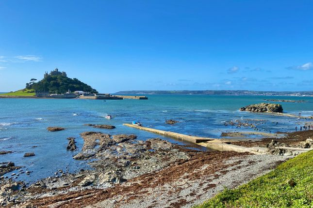 Thumbnail Terraced house for sale in Market Place, Marazion
