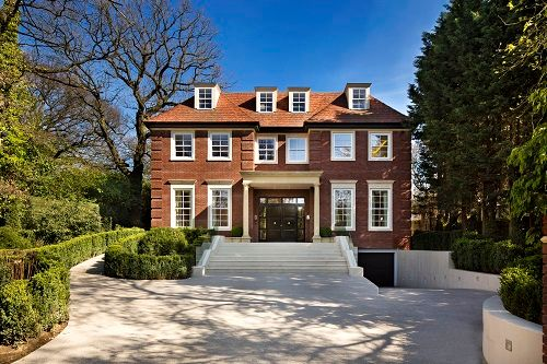Thumbnail Detached house for sale in White Lodge Close, London