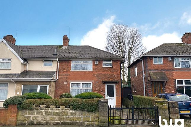 3 bed semi-detached house for sale in 59 Beatrice Street, Bloxwich, Walsall WS3