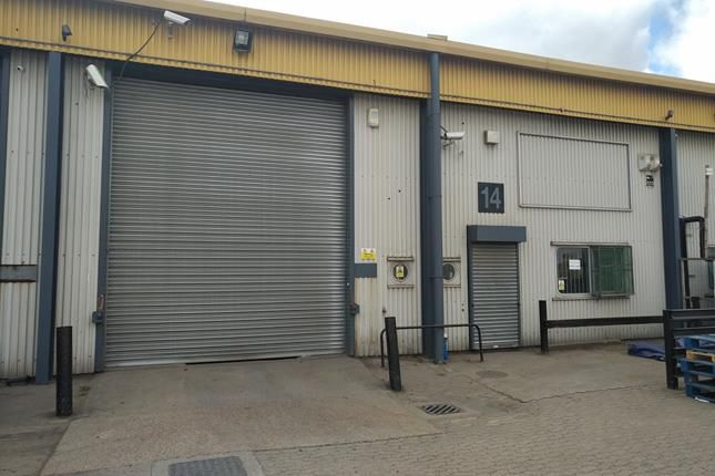 Thumbnail Light industrial to let in Unit 8 Buzzard Creek Industrial Estate, River Road, Barking, Essex