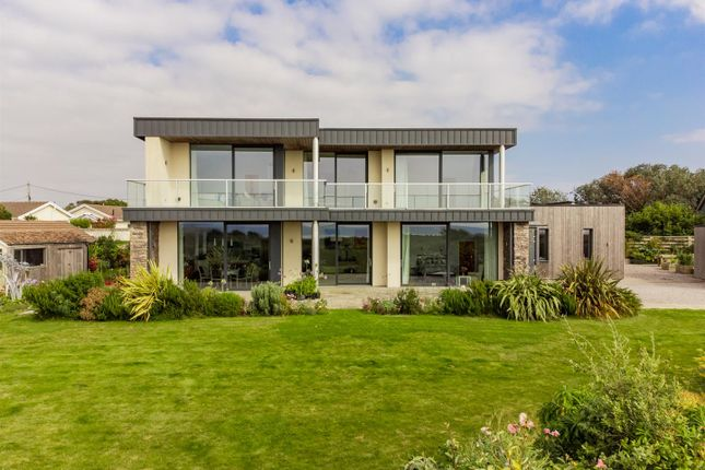 Thumbnail Detached house for sale in East Cliff, Southgate, Swansea