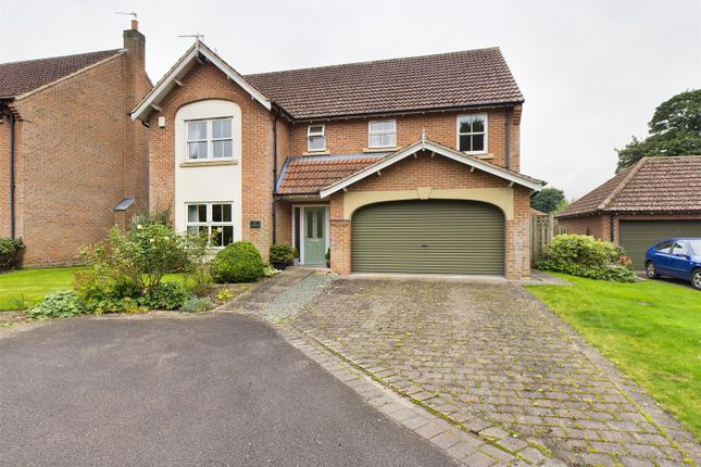 Thumbnail Detached house for sale in Chariot Way, Wetwang, Driffield