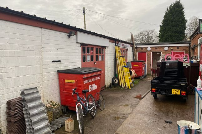 Thumbnail Industrial to let in Unit G Thomas Hill Yard, Tilgate Place, Crawley