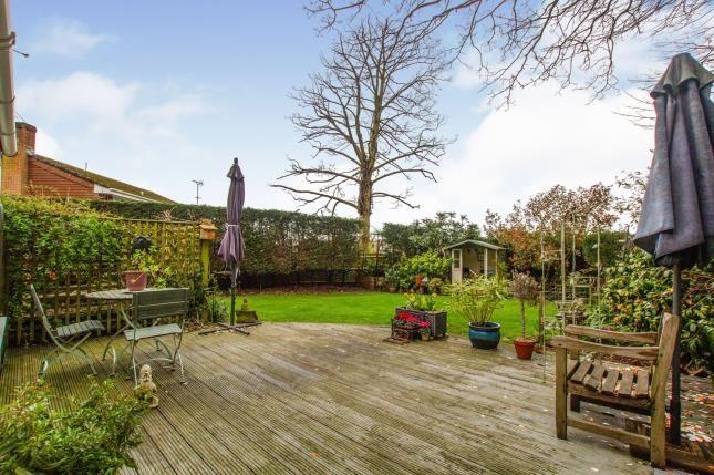 Garden of Oaklea Way, Uckfield, East Sussex TN22