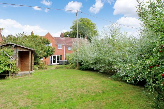 Thumbnail Semi-detached house for sale in Ermin Street, Baydon, Marlborough