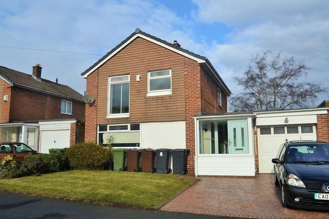 Thumbnail Detached house to rent in Croftfield, Maghull, Liverpool