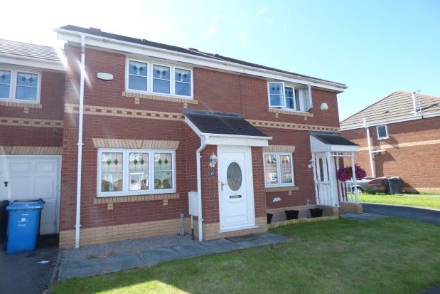 Thumbnail Semi-detached house to rent in Penda Drive, Kirkby
