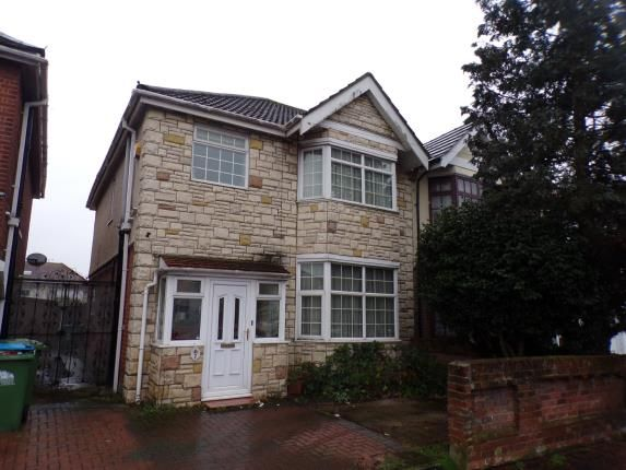 Thumbnail Semi-detached house for sale in Shirley, Southampton, Hampshire