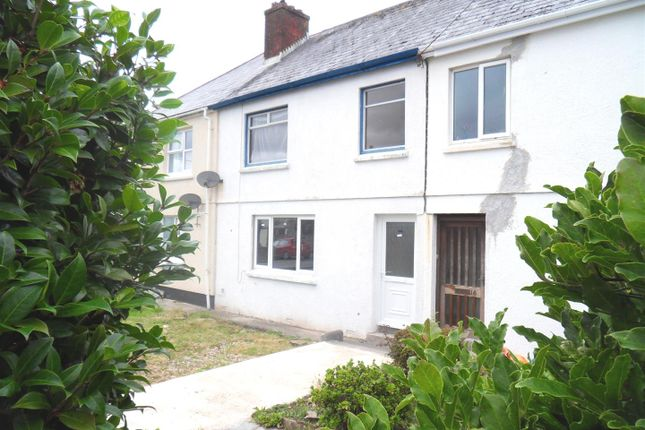 Thumbnail Terraced house to rent in Langurtho Road, Fowey