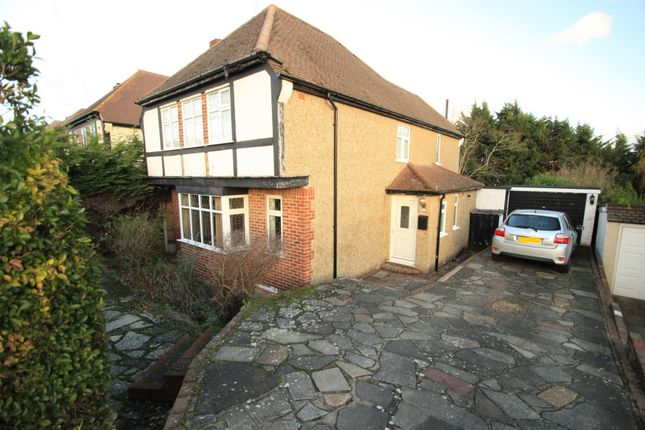 Thumbnail Detached house to rent in Lynmouth Rise, Orpington