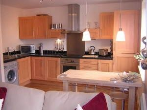 Kitchen Area of Westgate, Mill Street, Derby, Derbyshire DE1