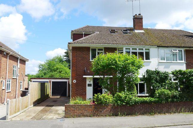 Thumbnail Semi-detached house for sale in Foxbush, Hildenborough, Tonbridge