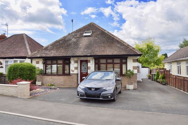 Detached bungalow for sale in Badsey Lane, Evesham
