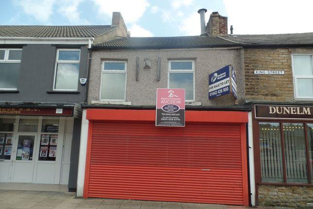 Retail premises for sale in King Street, Spennymoor