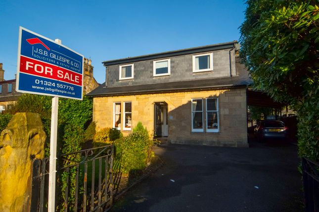 Thumbnail Detached house for sale in Main Street, Larbert
