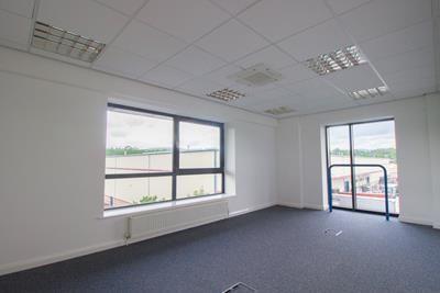 Office to let in Suite 7, Third Floor, Hafley Court, Buckley Road, Rochdale