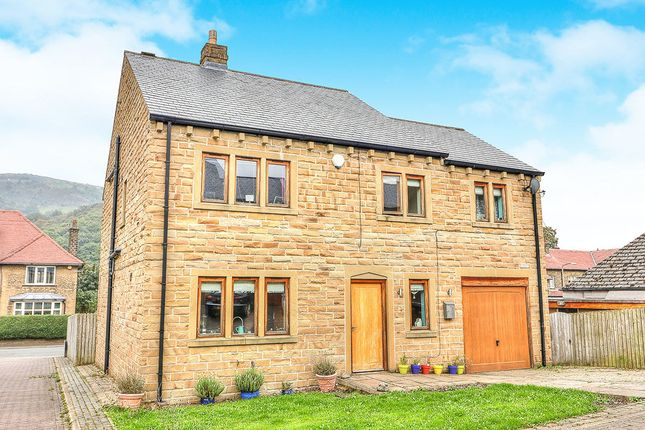 Thumbnail Detached house for sale in Nordene Close, Mytholmroyd, Hebden Bridge