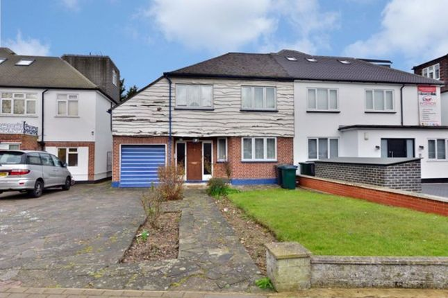 4 bed semi-detached house for sale in Woodlands Close, London