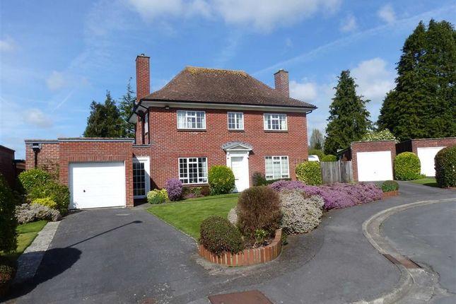 Thumbnail Detached house for sale in Wellbridge Close, Dorchester, Dorset