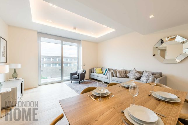 Thumbnail Flat for sale in Five Columbia Gardens, Lillie Square, West Brompton, London