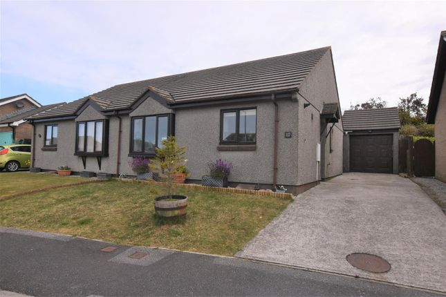 2 bed semi-detached bungalow for sale in The Paddock, Redruth TR15