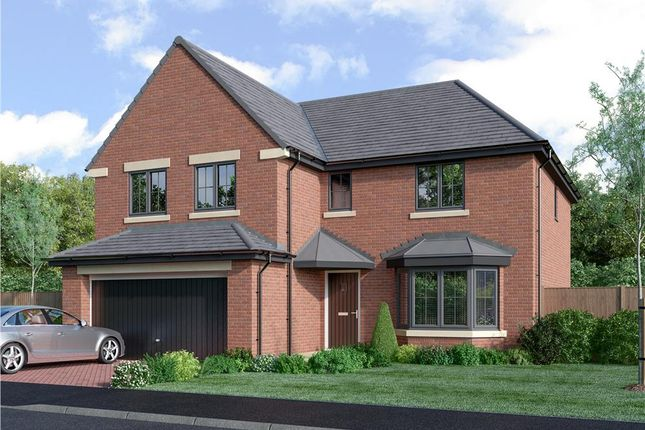 "Thumbnail Detached house for sale in ""The Jura"" at Lingdale Avenue, Sunderland"