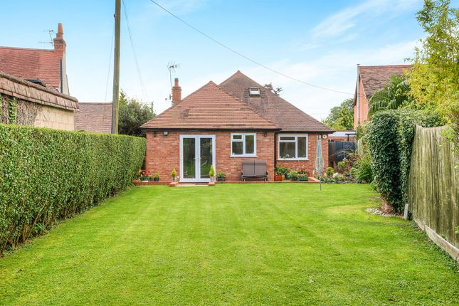 Thumbnail Detached bungalow for sale in Grafton Lane, Binton, Stratford-Upon-Avon