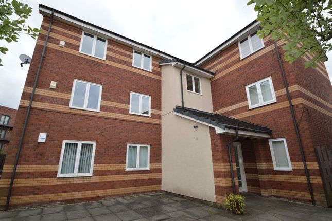 Thumbnail Property to rent in Calico Close, Salford