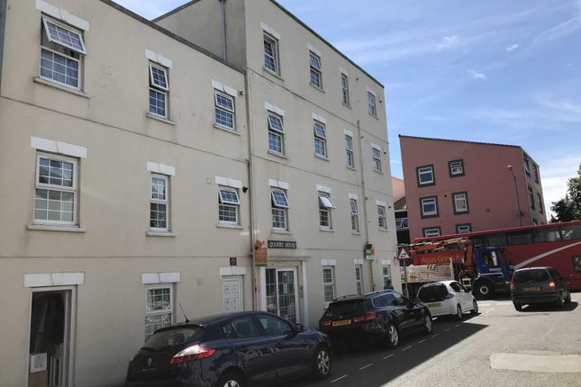 Thumbnail Flat to rent in Quarry Street, Torpoint