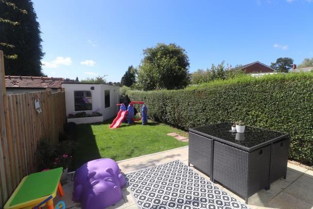 Garden of Oak Road, Caterham, Surrey CR3